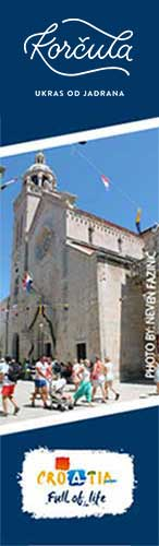 St. Marko cathedral - Korcula